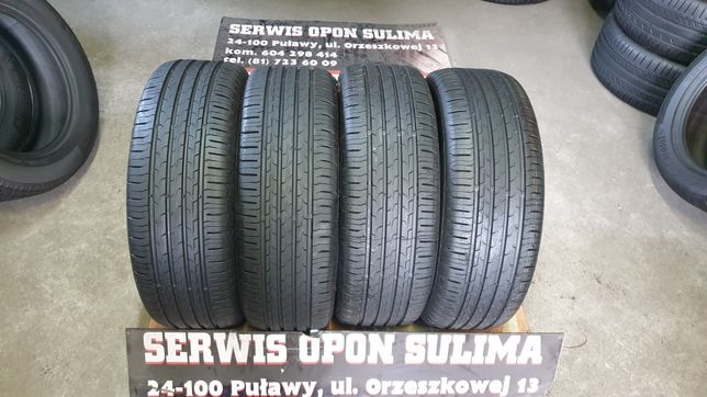 Opony nowe 205/55R16 Continental ECOCONTACT 6