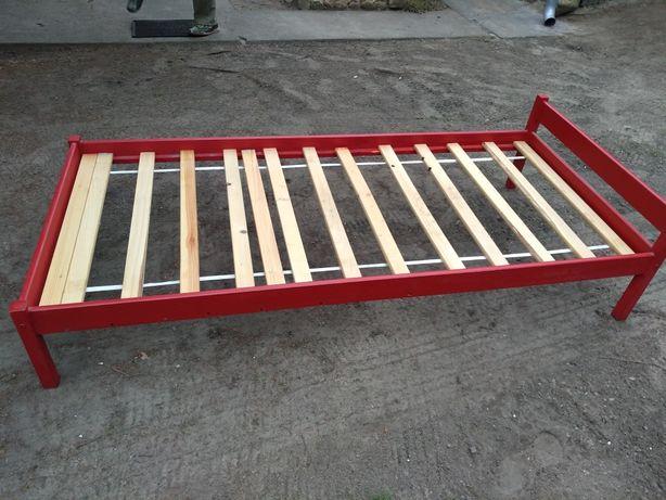Sprzedam dwa drewniane łóżka!!!