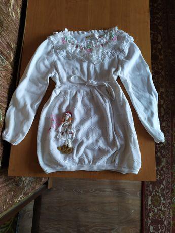 Детское платье,рост 110
