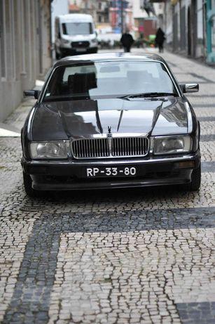 """Jaguar XJ40 3.6 manual """"RESERVADO'"""