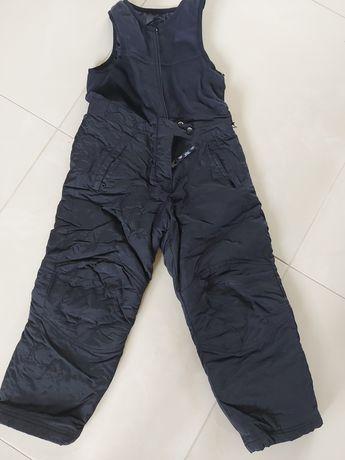 Spodnie narciarskie r 116