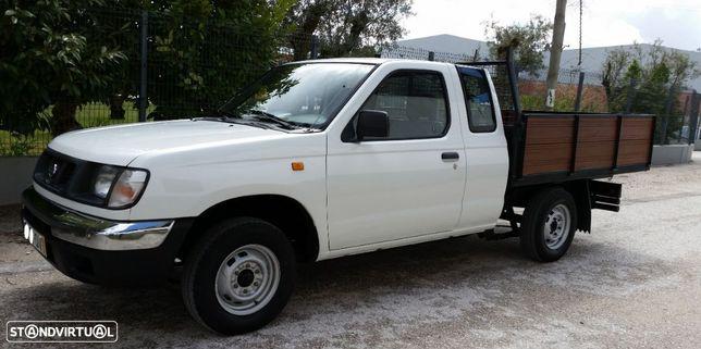 Nissan D22 Cab.King 4X2
