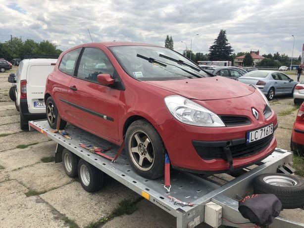 Renault Clio III 3 1.5 dci na czesci