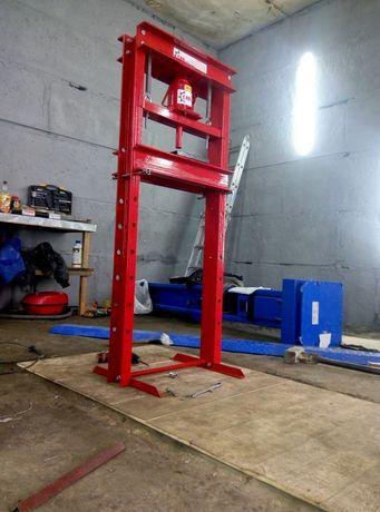 Прес гідравлічний 20 тонн усилений Carmax пресс гидравлический