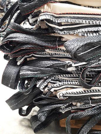 Big Bag Bagi begi z fartuchem i lejem wysypowym 92x96x204 cm