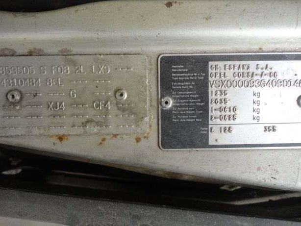 Peças para Opel Corsa 1.3 GT (tudo barato)