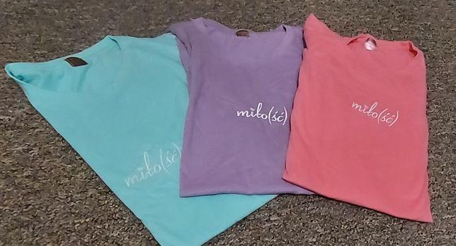 Koszulki miło(ść)