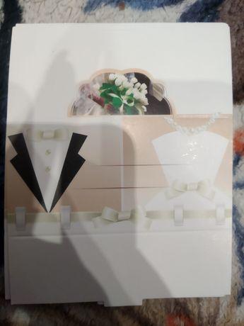 Карточки на стол, розсадочные карточки
