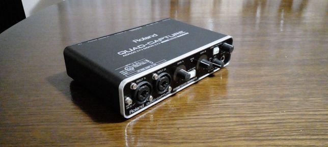 Roland Quad-Capture UA-55 звукова карта