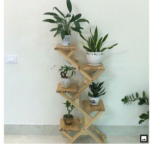 Дерев'яні вазон 5 полку