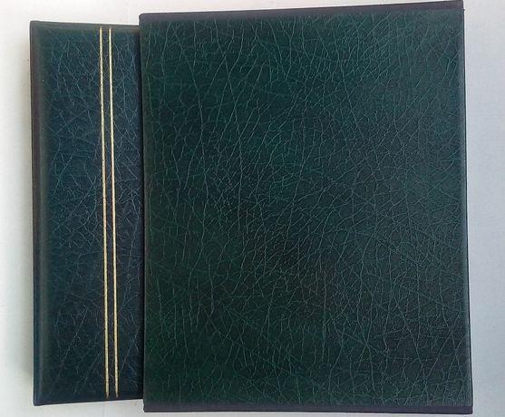 Уценка: Альбом с футляром для монет и банкнот Fisсher Lux 261 ячейка