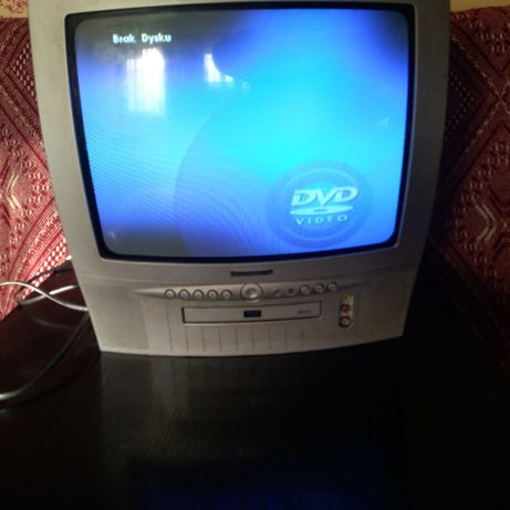 TV ELECTRIC CO model CTV-1424 DVD brak pilota