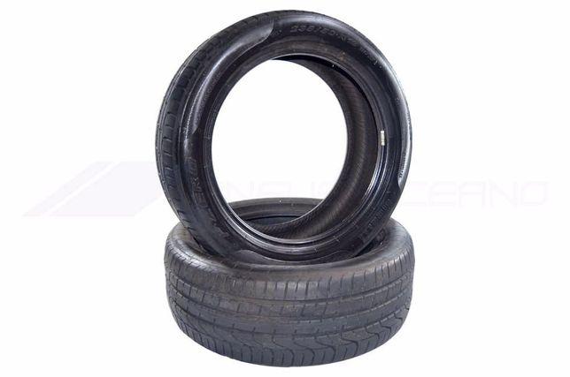 Conjunto 4 Pneus Semi-Novos/Usados Pirelli (P387)