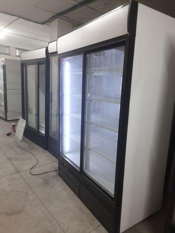 Двухдверный холодильный шкаф для напитков. Дешево и надежно Гарантия