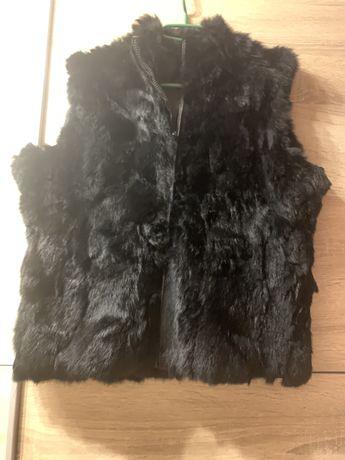 Kamizelka czarna