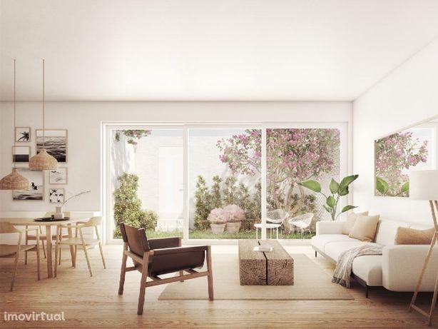Apartamento T2 com rentabilidade garantida de 3%, Campo O...