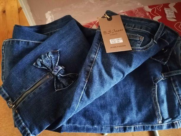 Duże spodnie damskie