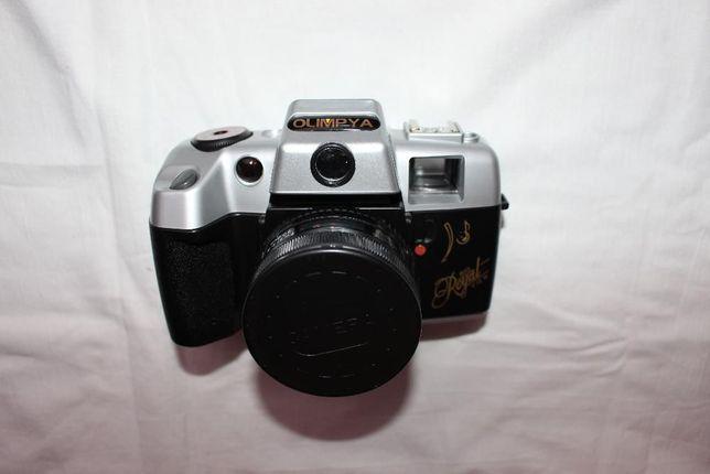 Фотоаппарат со вспышкой Olimpya OP 2121B