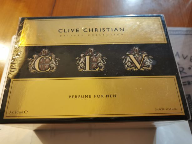Perfumy  Clive Christian