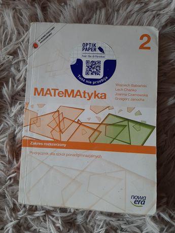 Matematyka 2 Nowa Era