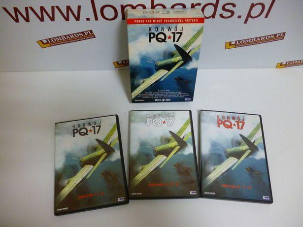 """""""Konwój"""" PQ 17"""" DVD box (3 płyty)"""