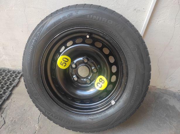 Запасне колесо Uniroyal 195 / 65 R 15