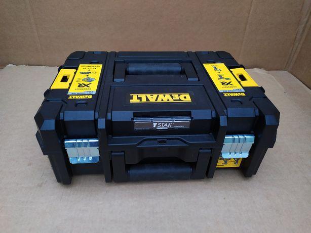 Walizka skrzynka kufer TSTAK DWST1-70703 DEWALT torba dcd776 dcf885