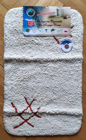 Dywanik łazienkowy - antypoślizgowy 55 cm x 80 cm