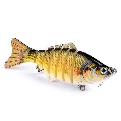 Amostra pesca flexível