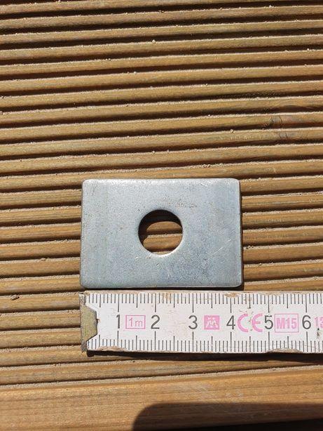 Podkładka prostokątna  M12 30x45