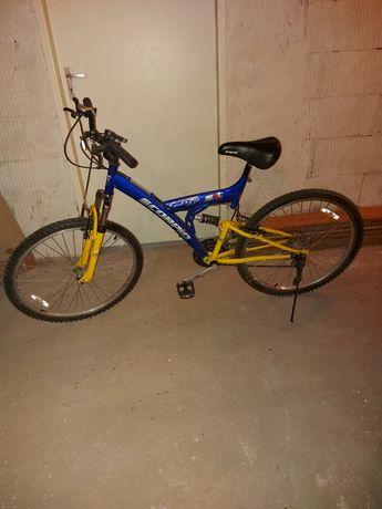 Rower w idealnym stanie