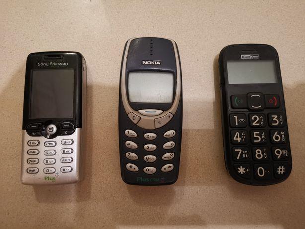 Zamienię telefon Sony Ericsson T610 Nokia 3310 na kalkulator