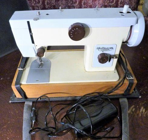Maszyna do SZYCIA Czajka 134, ZSRR, Walizka, przenośna