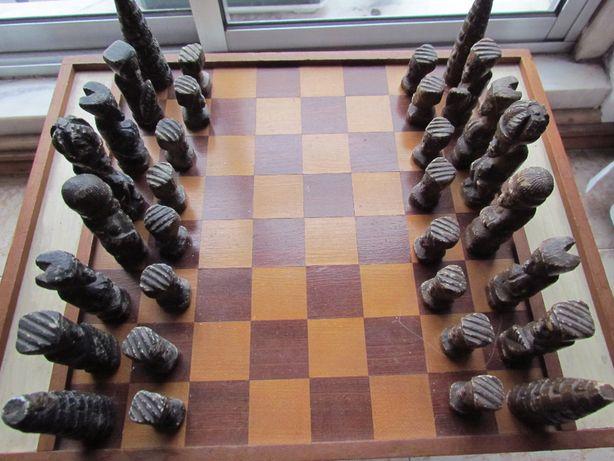 jogo xadrez pedra sabão