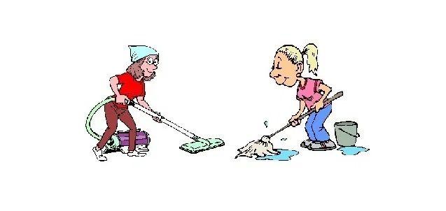 Pozwól sobie pomóc - posprzątam za Ciebie!