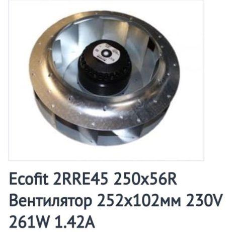 Вентилятори промислові ecofit вентилятор осевой