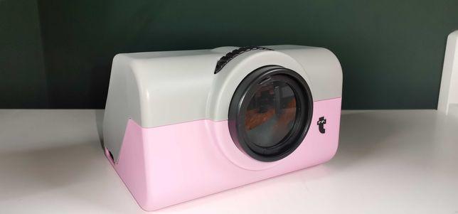 Mini projektor do smartfona