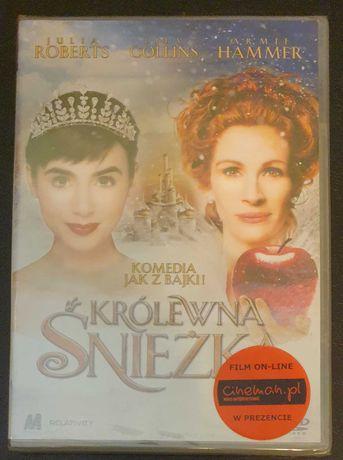 Królewna Śnieżka DVD Nowy Julia Roberts