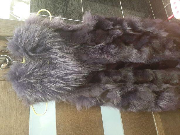Продам меховую желетку, цена 1500 грн