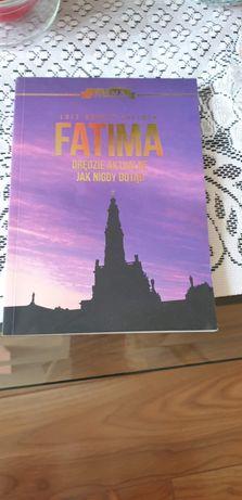 """Książka """"Fatima orędzie aktualne jak nigdy dotąd"""""""