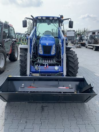 Ładowacz TUR Inter-Tech do clas new holland Case MTZ nie metal-Technik