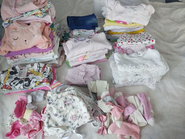 Ubranka dla dziewczynki