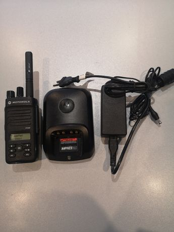 Cyfrowa Motorola DP2600 UHF Radiotelefon profesjonalna krótkofalówka