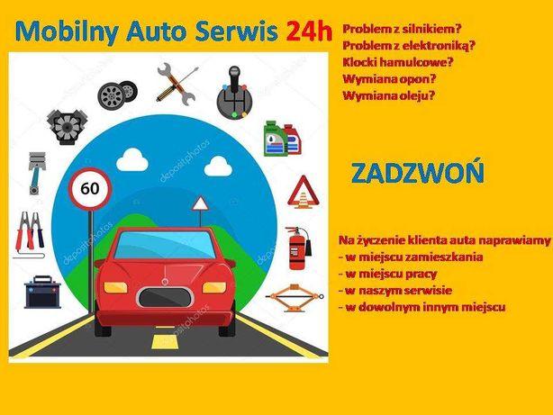 Mobilny Auto Serwis Diagnostyka Warszawa i okolice
