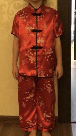 Продам карнавальный японский национальный костюм