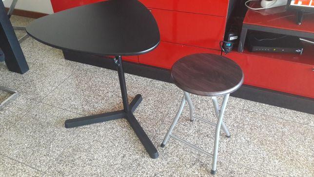 BARBADA! Mesa de Apoio IKEA! Leva Brinde!!