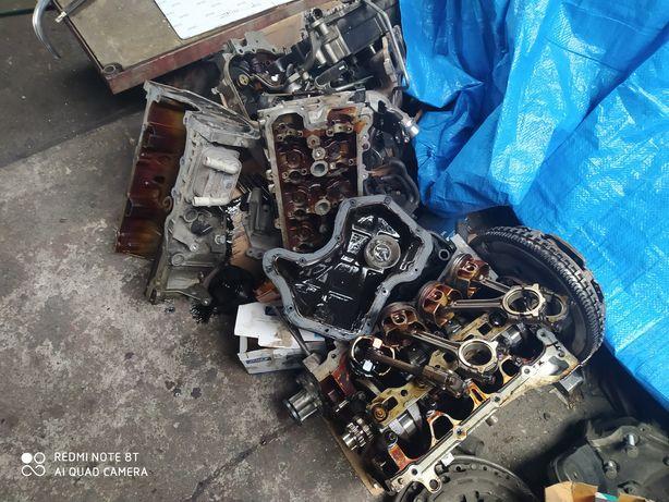 Silnik renault megane, clio, 1.2 tce 14r 60tys km na czesci