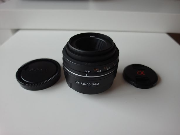 Sony DT 50mm F1,8