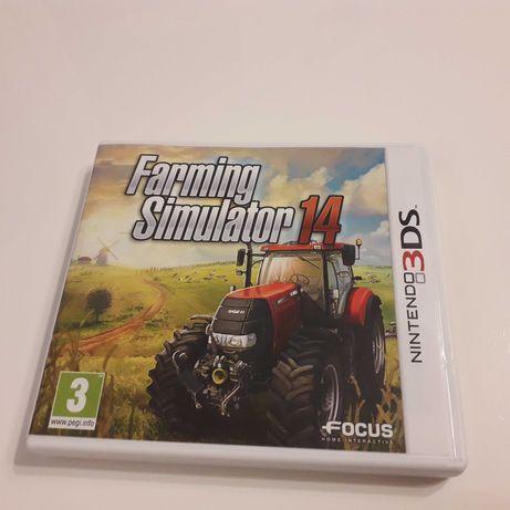Gra Farming Simulator 14 na konsolę Nintendo 3DS