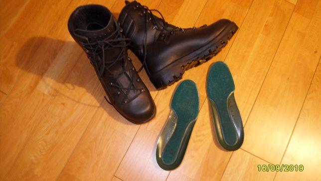 Trzewiki, buty wojskowe 26,5 plus gratis